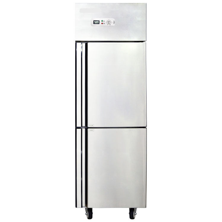 500L Stainless Steel Commercial Freezer,Kitchen Appliance Refrigerator , Large Kitchen Refrigerators For Home