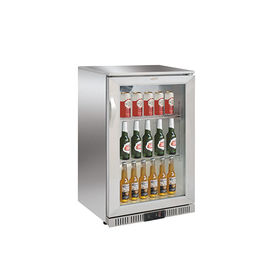 Os SS suportam a altura externo da temperatura Display.900mm de Digitas da capacidade do refrigerador 138L da barra